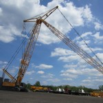 1300SX330-ton crawler