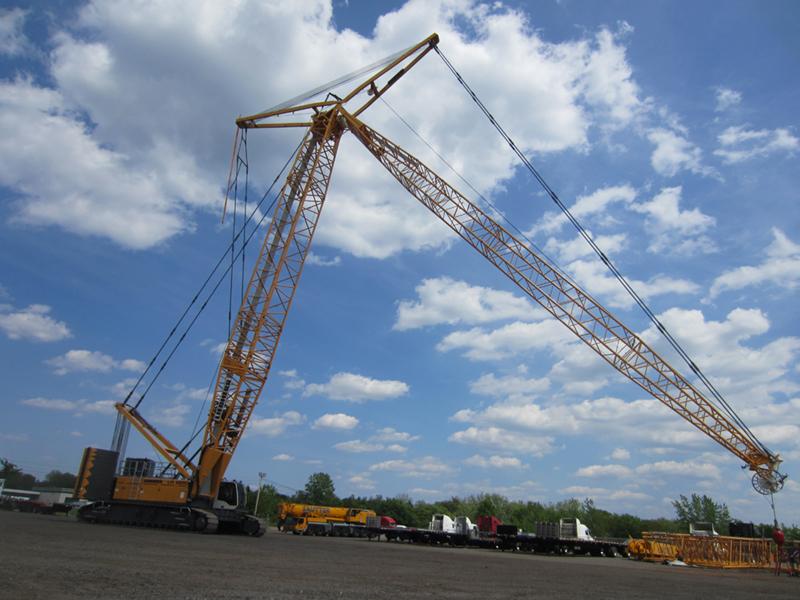 Liebherr 1300SX 330-ton crawler