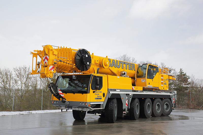 LTM 1100-5 2 120ton All Terrain