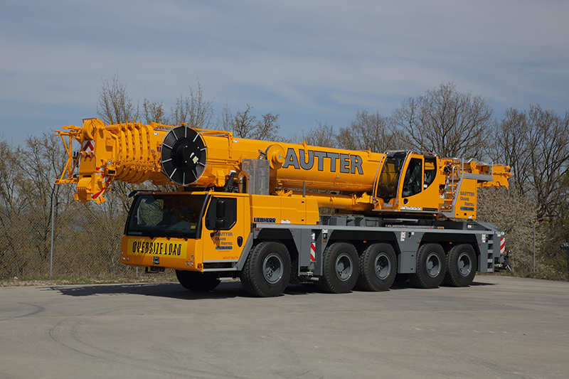 LTM 1160-5 2 190ton All Terrain