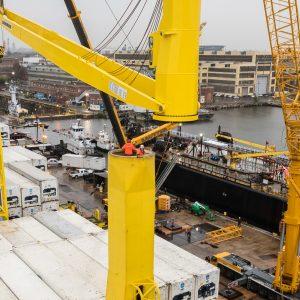 Sautter Crane Image - Naval Yard (5 of 12)