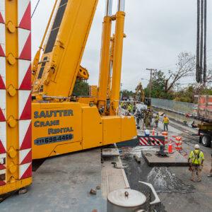 Sautter Crane Image - Jersey City Bridge Lift (9 of 11)